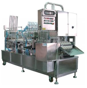 impianto per miscele gelato